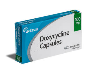 Doxycycline sans ordonnance